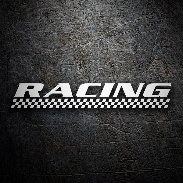 Autocollants: racing5