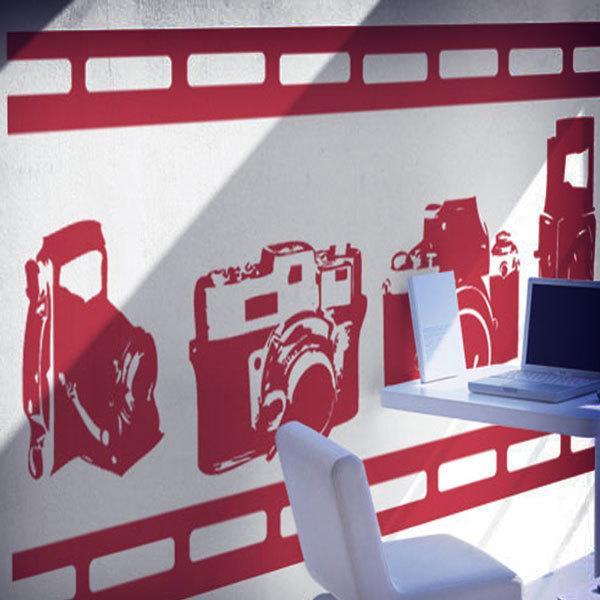 Stickers muraux: Photo
