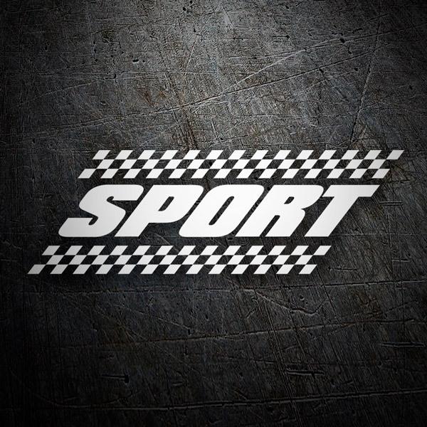 Autocollants: Sport18