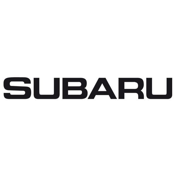 Autocollants: Subaru