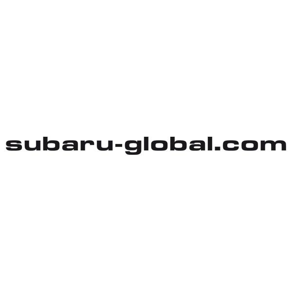 Autocollants: Subaru - global.com