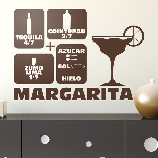 Stickers muraux: Cocktail Margarita