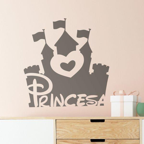 Stickers pour enfants: Grande...Princesse