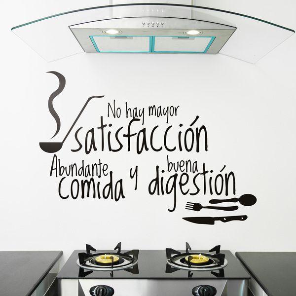 Stickers muraux: La digestion des aliments