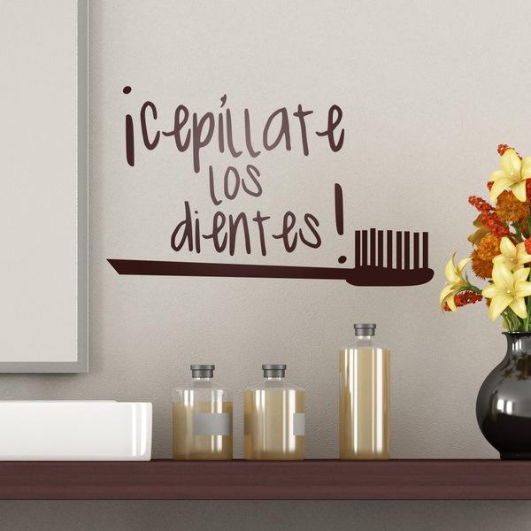Stickers muraux: Cepillar Dientes
