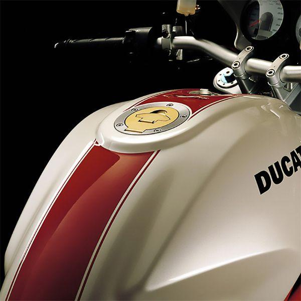 Autocollants: Stripes motorbike sport