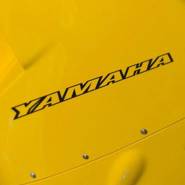 Autocollants: Yamaha IV