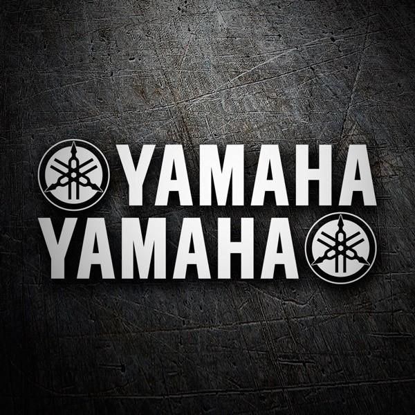 Autocollants: Yamaha XI