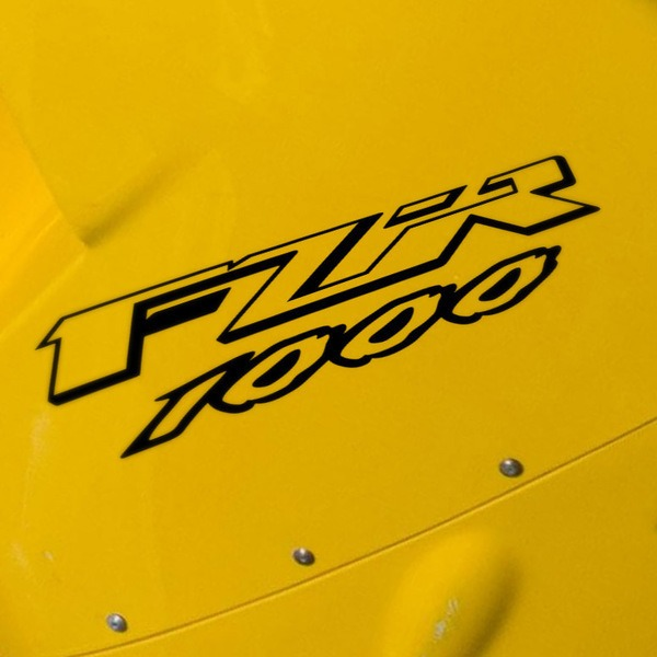 Autocollants: FZR 1000
