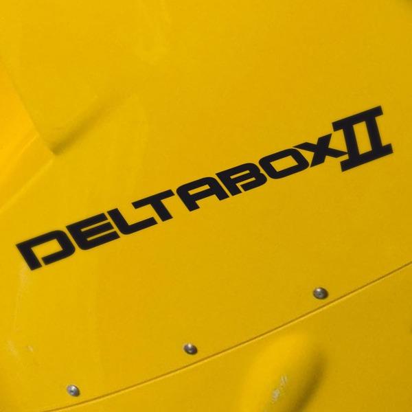 Autocollants: Deltabox