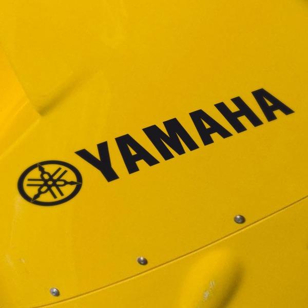 Autocollants: Yamaha III