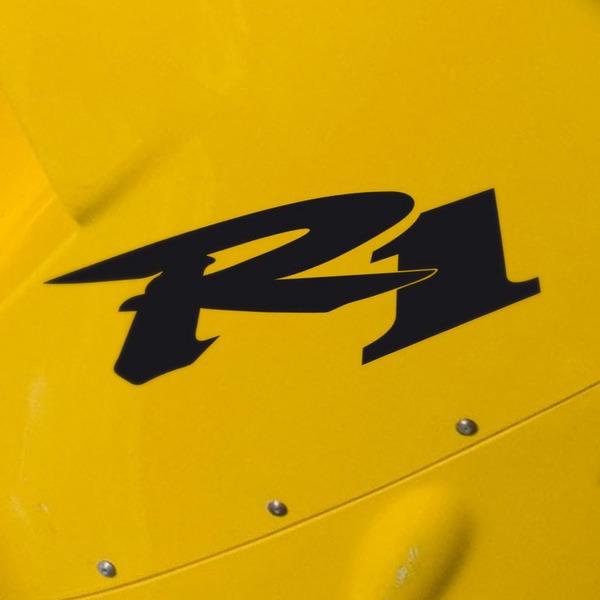 Autocollants: R1