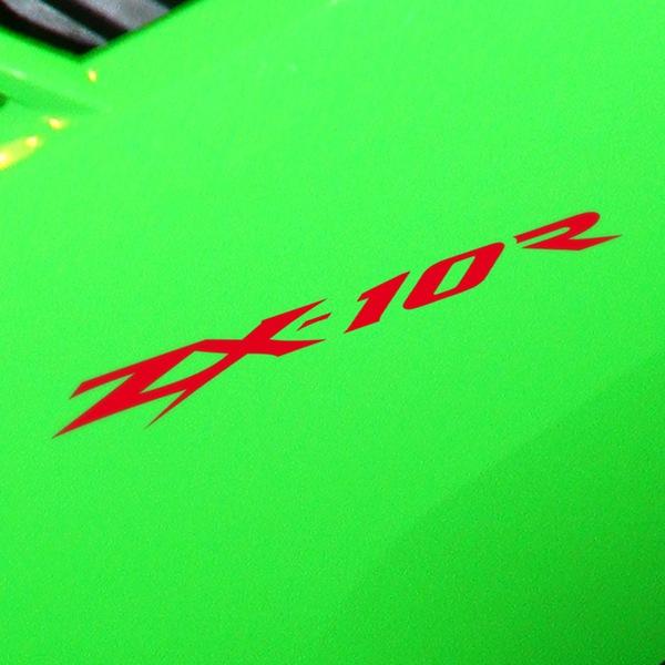 Autocollants: ZX-10