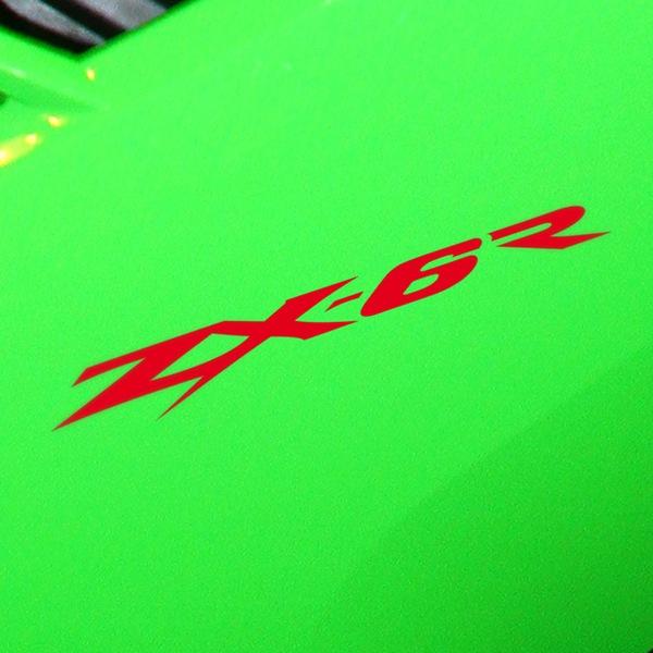 Autocollants: ZX-6