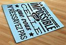 Stickers muraux citacions