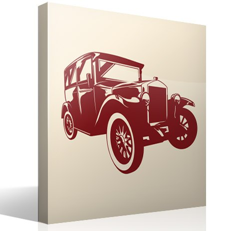 Stickers muraux: Ford Model V8 Mafia