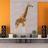 Stickers muraux: Girafe 3