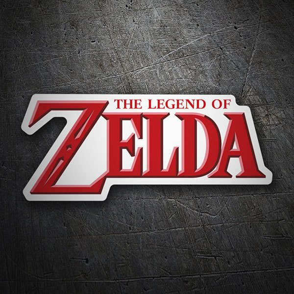 Autocollants: The Legend of Zelda