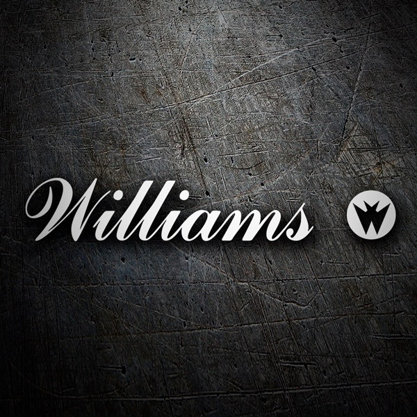 Autocollants: Williams Entertainment Logo