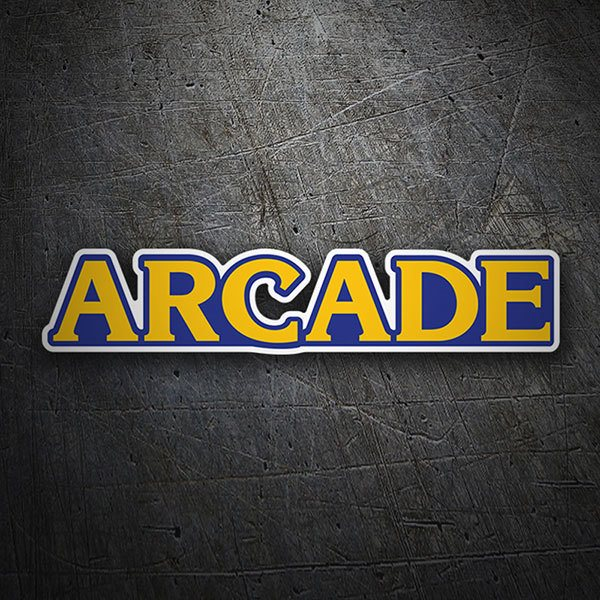 Autocollants: Arcade Version Capcom