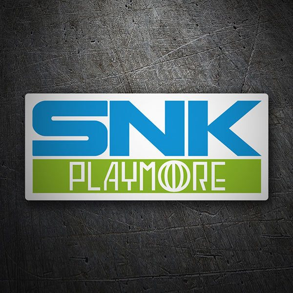 Autocollants: Snk Playmore
