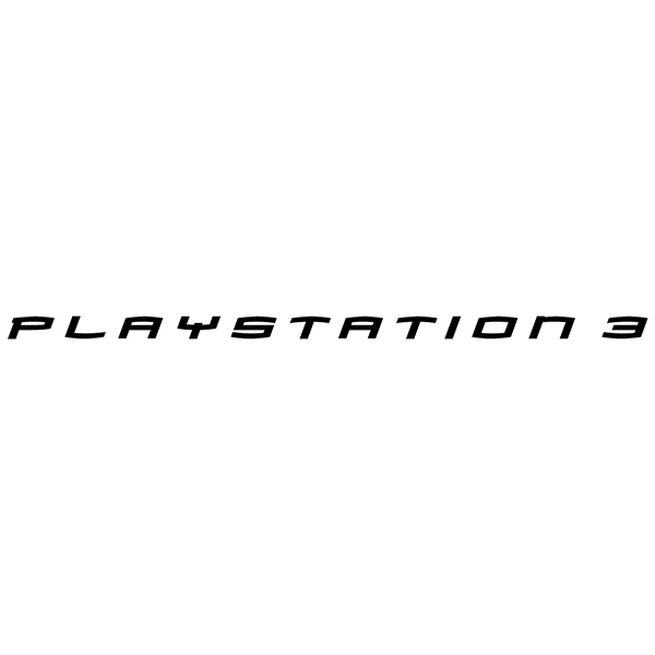 Autocollants: Play Station 3