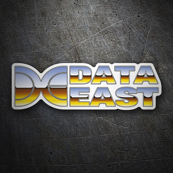 Autocollants: Data East