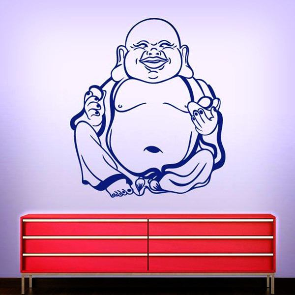 Stickers muraux: Budha