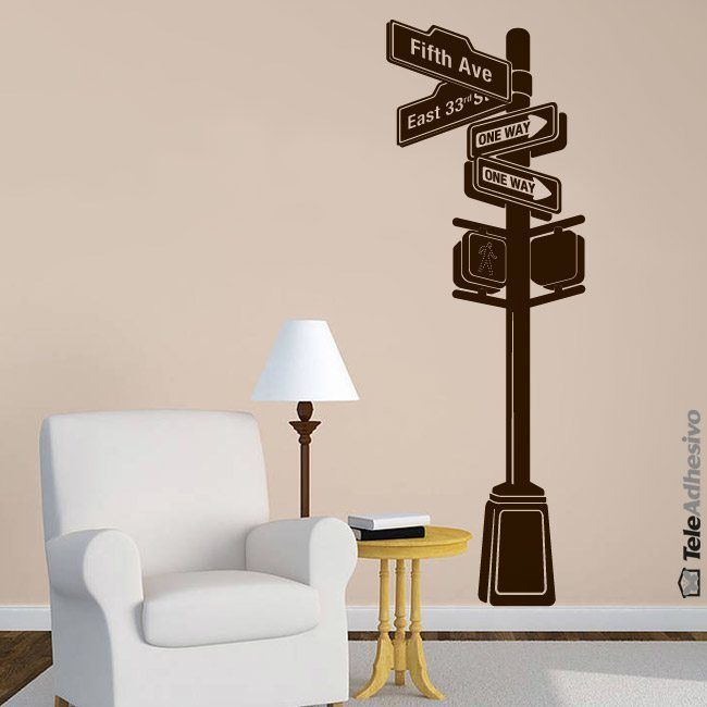 new york signal. Black Bedroom Furniture Sets. Home Design Ideas