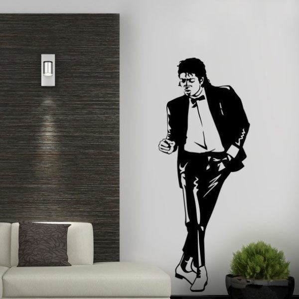 Stickers muraux: Michael Jackson