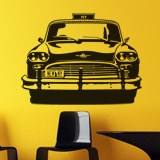 Stickers muraux: Checker Taxi 2