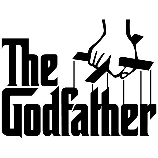 Stickers muraux: The Godfather