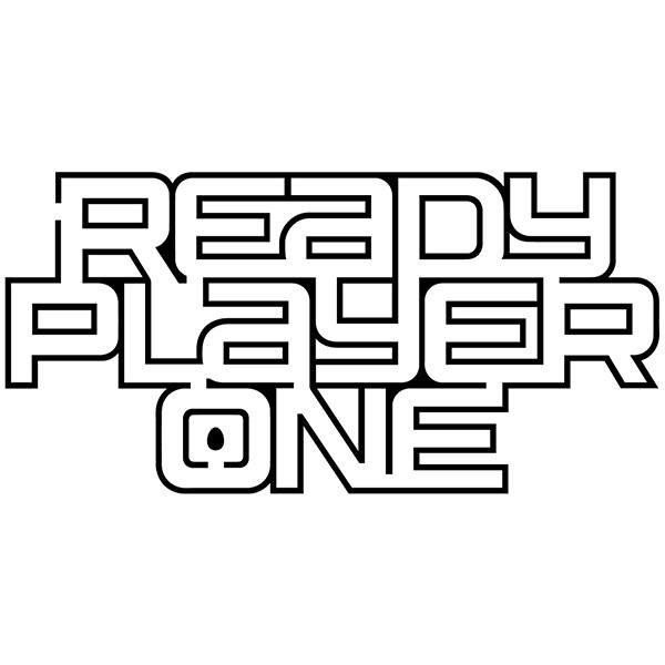 Stickers muraux: Ready Player One