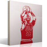 Stickers muraux: Michael Jordan 6