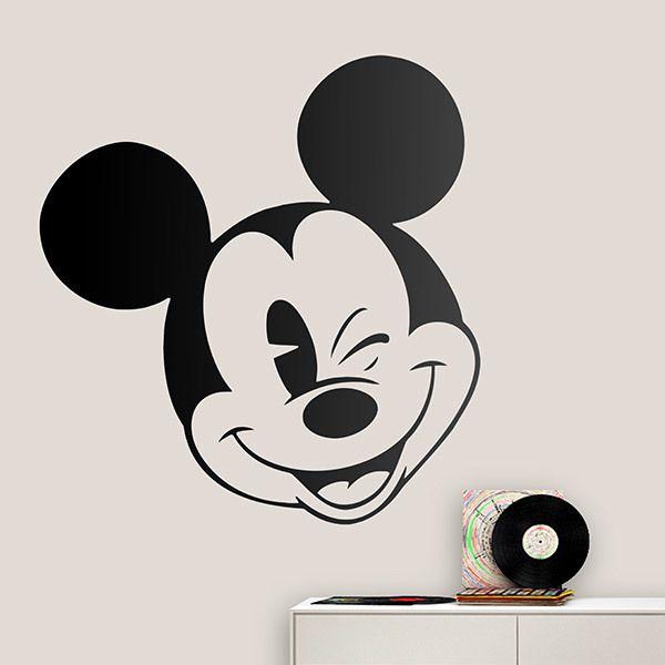stickers muraux enfants de disney webstickersmuraux. Black Bedroom Furniture Sets. Home Design Ideas