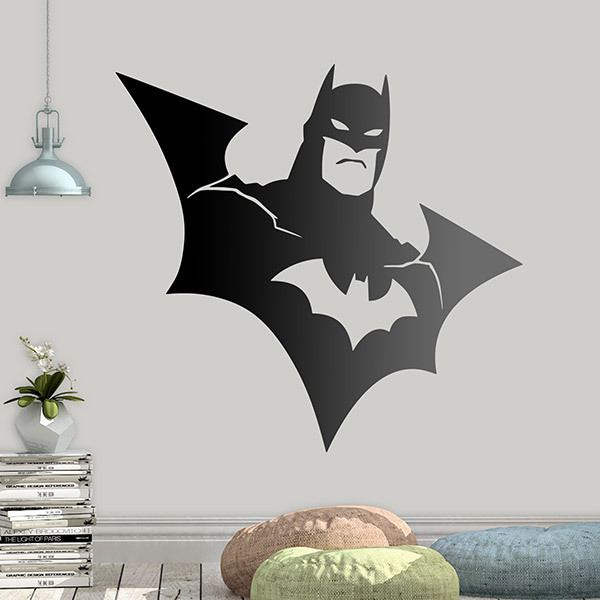 Stickers muraux: Batman, le Chevalier Noir