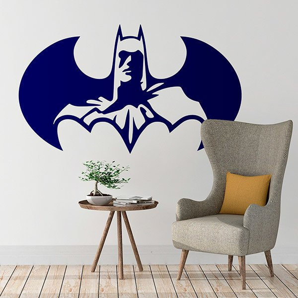 Stickers muraux: Batman Chronicles
