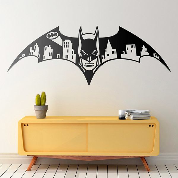 Stickers muraux: Batman Gotham Knights