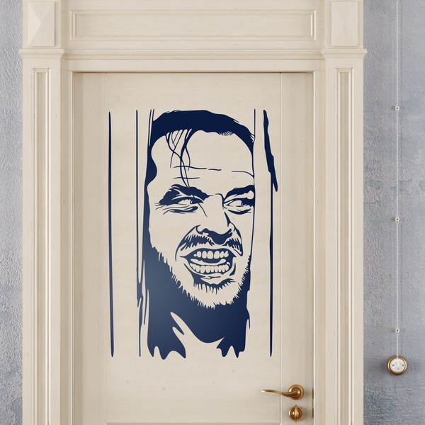 Stickers muraux: The Shining