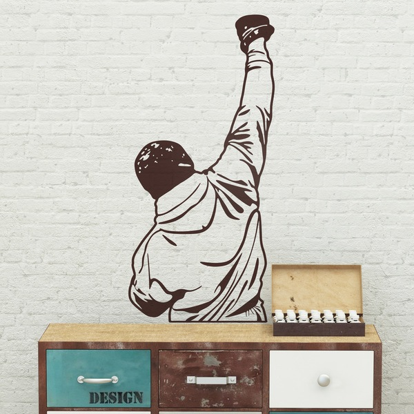 Stickers muraux: Rocky Balboa Fist