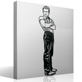 Stickers muraux: James Dean Giant 2