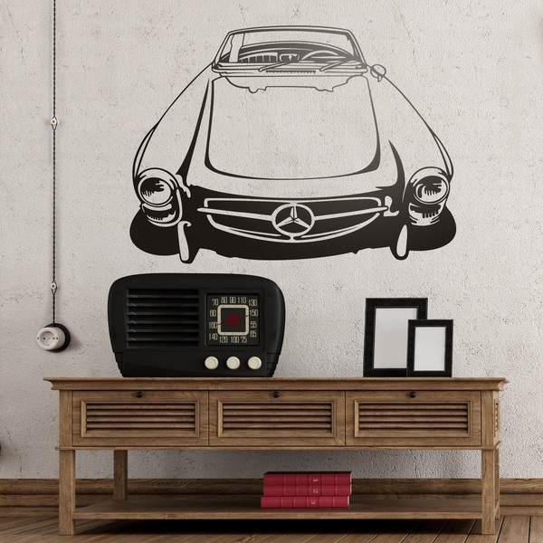 Stickers muraux: Mercedes-Benz 300 SL