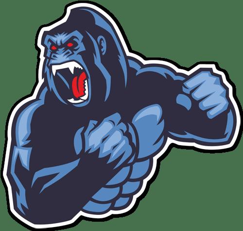 Sticker Gorille Webstickersmuraux Com