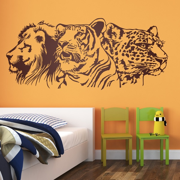 Stickers muraux animaux webstickersmuraux for Stickers de pared