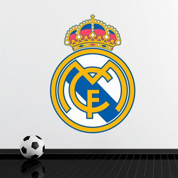 Cusson real madrid couleur for Decoration chambre real madrid