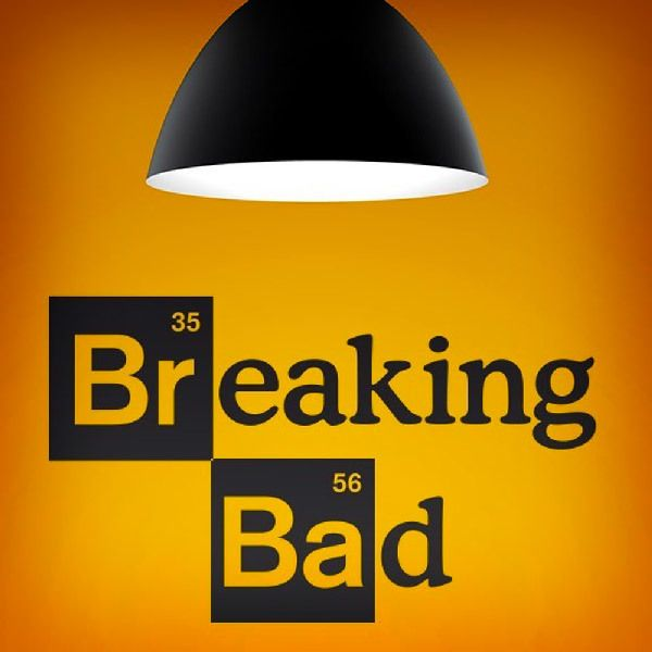 Stickers muraux: Logo Breaking Bad 1