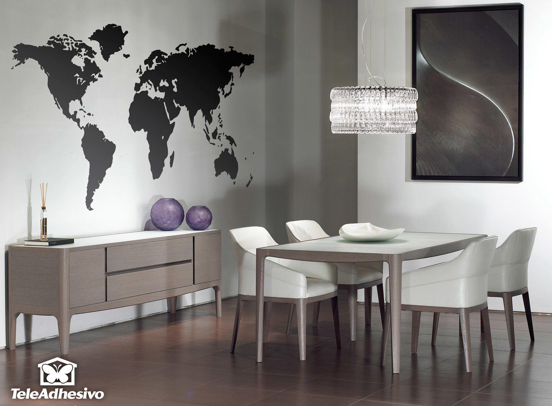 carte du monde. Black Bedroom Furniture Sets. Home Design Ideas