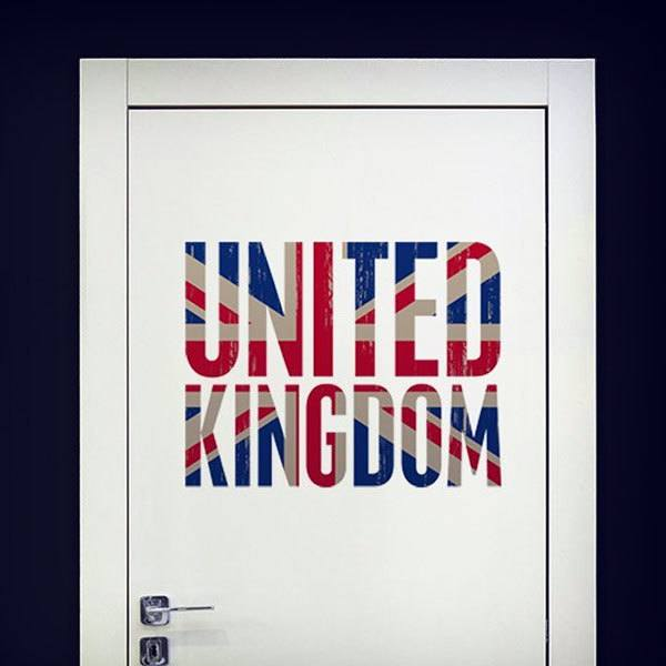 Stickers muraux: United Kingdom