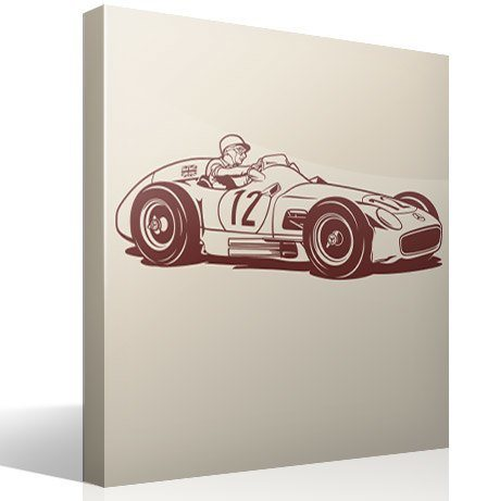 Stickers muraux: Mercedes-Benz W196