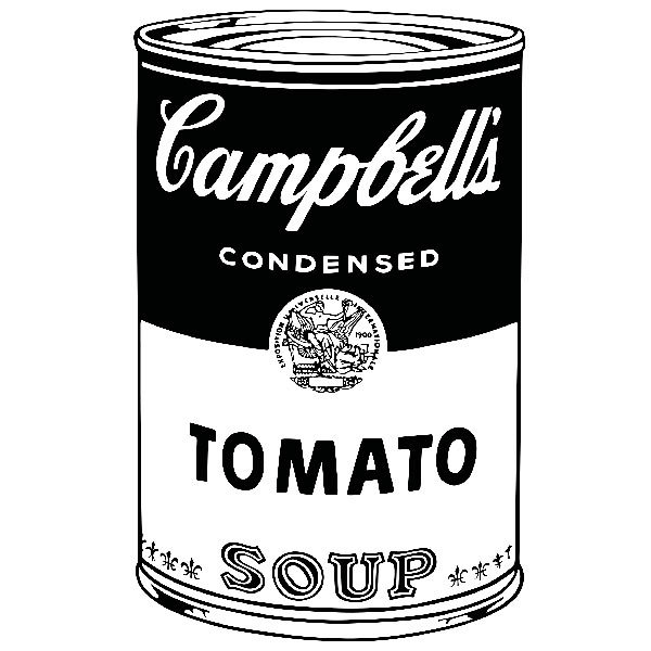 andy warhol 32 campbell soup cans Can you pick the 32 flavors of campbell's soup that andy warhol painted test  your knowledge on this miscellaneous quiz to see how you do and compare your .